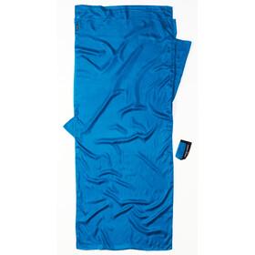 Cocoon TravelSheet Wkładka Silk niebieski